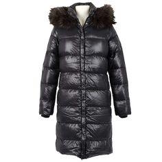DUVETICA Deneb long down coat. $804.