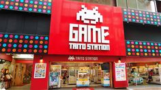 Welcome to TAITO STATION!