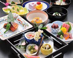 Autrement le Japon - Dîner Kaiseki, la finesse de la cuisine Japonaise Finesse, Nihon, Japan Travel, Japanese Food, Fresh Rolls, Favorite Recipes, Luxury, Ethnic Recipes, Japanese Recipes