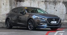 Welcoming the 2017 Mazda3 Speed in Machine Gray into our Long-Term Test Fleet.