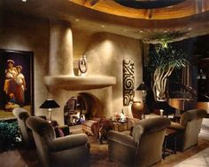Furniture On Pinterest Santa Fe Santa Fe Style And Interior Design