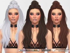 Sims 4 hairs the sims resource: wings hair retexture The Sims 4 Pc, Sims 4 Teen, Sims 4 Toddler, Sims 4 Cas, Sims Cc, Los Sims 4 Mods, Sims 4 Cc Eyes, Sims 4 Black Hair, The Sims 4 Cabelos