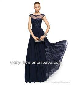 tendencias 2013 de vestidos longos