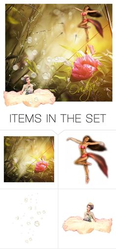 """""""Beautiful day"""" by ovidija ❤ liked on Polyvore featuring art"""