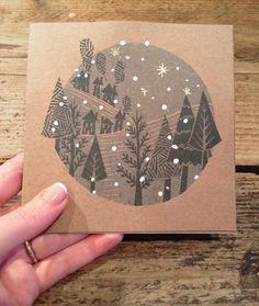 Lino print christmas card  https://www.etsy.com/uk/listing/213151782/handmade-embossed-lino-print-christmas?ref=sr_gallery_9&ga_search_query=christmas+card+lino+print&ga_search_type=all&ga_view_type=gallery