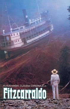 [Last Films I Saw] Fitzcarraldo & Burden of Dreams (1982) [7/10]