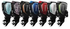 BRP Expands Outboards to New Power Range