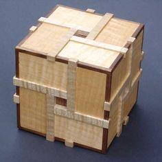 Pinwheel Box