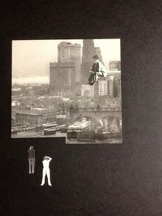 'The Good Photographer' The Black Pad #4 (11x17) ©Nikki Soppelsa 2014