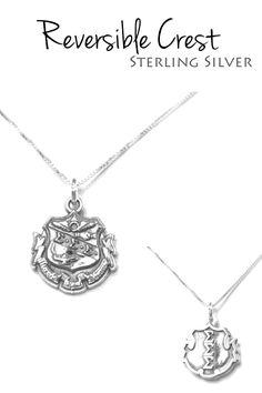Tri Sigma Jewelry I Charm