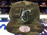 Los Angeles Clippers Camo Hats