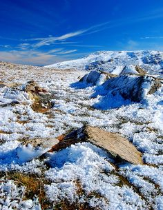 Summit of Mount Kosciuszko, New South Wales, Australia