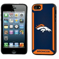 Denver Broncos iPhone 5 Rugged Phone Case - $29.95