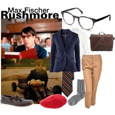 """Max Fischer"" by tacopaco123 on Polyvore"