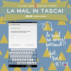 Blog: la mail