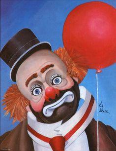 Balloon Man Red Skelton
