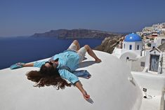 just love that blue of Santorini....... | Alexander Pappas | Flickr