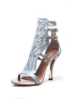 Nina Ricci spring 2014 shoes