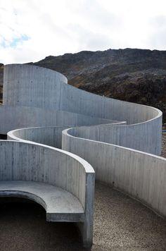 Selvika by Reiulf Ramstad Architects Finnmark Norway