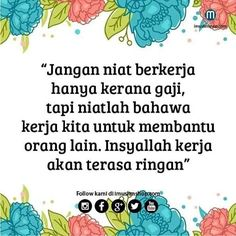 22 ideas quotes indonesia motivasi kerja for 2019 New Quotes, Quotes About God, Quotes For Him, Daily Quotes, Bible Quotes, Funny Quotes, Inspirational Quotes, Motivational, Positive Self Affirmations
