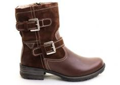 Josef Seibel, Sandra 02 ~ brown suede ankle boot