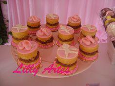 Mini Naked Cake Bailarina