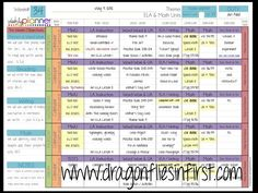 this looks awesome: customizable lesson plans « Elbows, knees, dreams