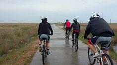 Vadu-Gura Portitei cross-country cicling