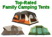 See the top 3 family camping tents that campers are really buying! Not just what promo's say.  Coleman is still the top choice of family campers.
