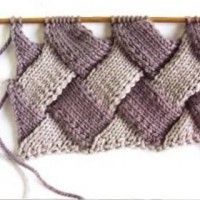 Enterlac: how to knit?