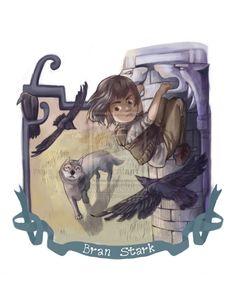 Bran #got #agot #asoiaf
