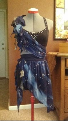 Pretty lyrical or contemporary dance costume