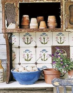 Brabourne Farm-cottage kitchen