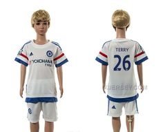 http://www.xjersey.com/201516-chelsea-26-terry-away-youth-jersey.html 2015-16 CHELSEA 26 TERRY AWAY YOUTH JERSEY Only 33.11€ , Free Shipping!