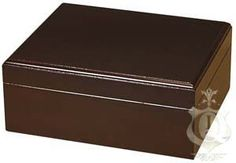 The Capri 25-50 Cigar Humidor $28.99