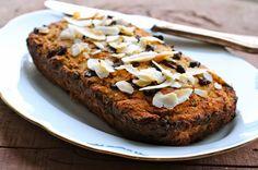 Banan-chokoladekage uden hvedemel