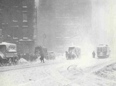 Blizzard of 1910