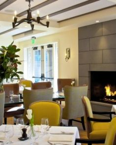Hotel Yountville  ( Yountville, California )  Hopper Creek Kitchen is the hotel's delish breakfast spot. #Jetsetter