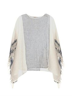 light summer poncho