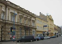 North East of the Danube: Prager Strasse in Floridsdorf, at the roots of the common Viennese soul. Without Makeup, Life Photo, Vienna, Austria, Squares, Roots, Street View, Bobs