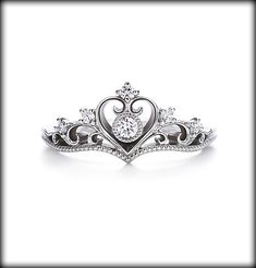 Crown Princess ring, people who have it must have very beautiful,I love this ring