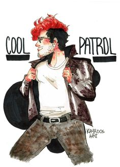 The cool patrol leader babieeee by kayroos on deviantart Markiplier Fan Art, Markiplier Memes, Mark And Ethan, Jack And Mark, Pewdiepie, Youtube Quotes, Finn Stranger Things, Darkiplier, Youtube Gamer