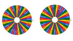 Let the WheelOfNames Do It! Name Picker, Calm, Let It Be, Random, Music, Musica, Musik, Muziek, Music Activities