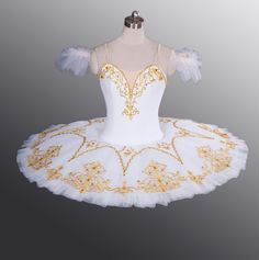 sleeping beauty, aurora, white, classic profession, ebay, profession ballet, ballet costum, design, ballet tutus