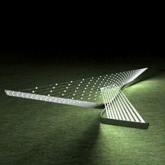 Fade chandelier by Zaha Hadid for Swarovski Zaha Hadid Architecture, Architecture Design, Canopy Design, Crystal Palace, Dezeen, Urban Landscape, Swarovski Crystals, Architects, Chandeliers