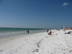 Siesta Key, FL #1 beach in USA