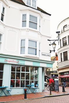 Sugardough, on Market Street, The Lanes, Brighton, England