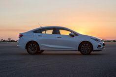 Aceleramos e dissecamos o novo Chevrolet Cruze Turbo LTZ Plus: 7 coisas que você…