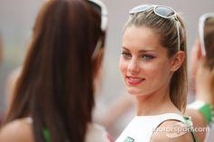 Grid girls at Monaco GP - Formula 1 Photos