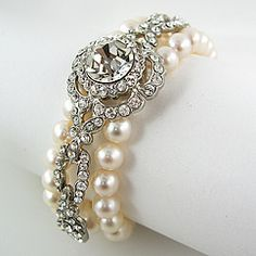 diamonds and pearls....